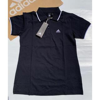 adidas - アディダス ポロシャツ M レディース 新品 ♡ キッズ ジュニア ゴルフ