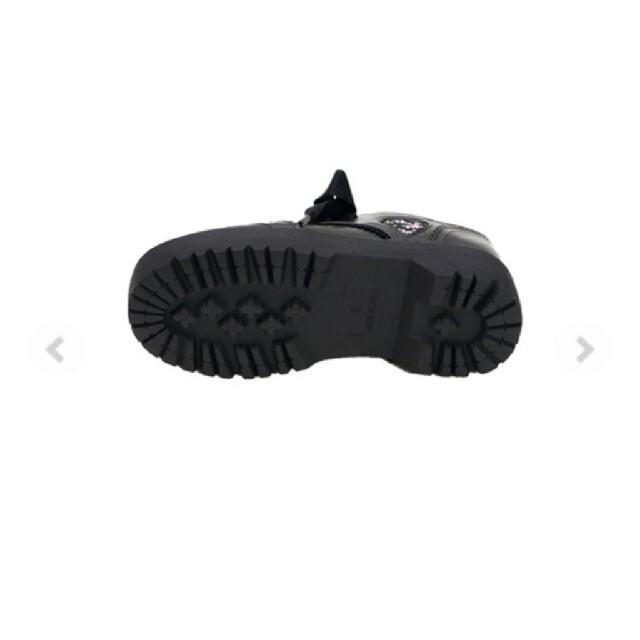 axes femme(アクシーズファム)のaxes  femme  ハートポイントシューズ  M(23)  新品 レディースの靴/シューズ(ローファー/革靴)の商品写真