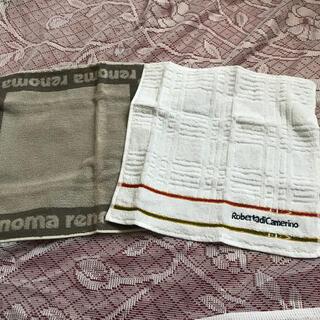 レノマ(RENOMA)のハンカチタオル 2枚(ハンカチ/ポケットチーフ)