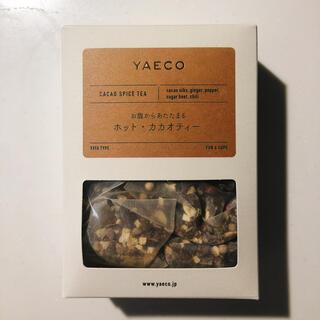 YAECO ホットカカオティー(茶)