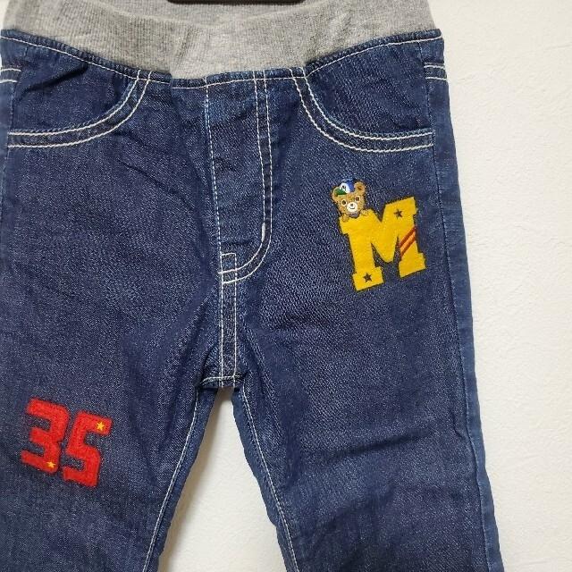 mikihouse(ミキハウス)の〈90〉ミキハウス 長ズボン パンツ キッズ/ベビー/マタニティのキッズ服男の子用(90cm~)(パンツ/スパッツ)の商品写真