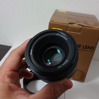 Nikon - Nikon AF-S 50F1.8G