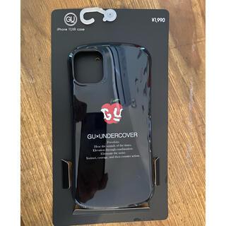 アンダーカバー(UNDERCOVER)のGU UNDERCOVER iPhoneケース(開封済)(iPhoneケース)