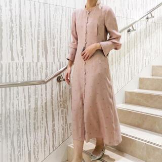 mame - Pedicel Jacquard Dress サイズ2