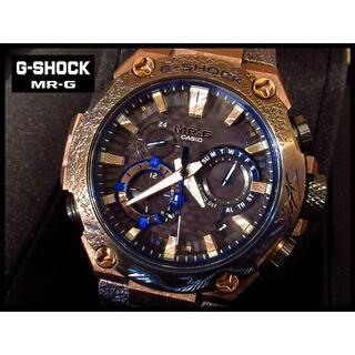 G-SHOCK - 2020年 世界限定400本 G-SHOCK MR-G 伝統工芸師コラボ 衝撃丸