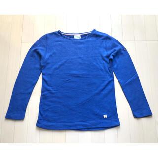 アルモーリュックス(Armorlux)のARMOR LUX COTTON PILE CUT SEW SIZE 42(Tシャツ/カットソー(七分/長袖))