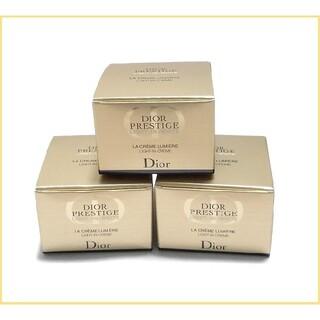 Christian Dior - 新品★Dior ディオール プレステージホワイト ラクレームルミエール サンプル