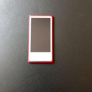 アイポッド(iPod)のiPod nano 第7世代 PRODUCT RED(ポータブルプレーヤー)
