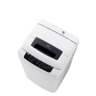 ハイアール(Haier)のHaierハイアール 全自動洗濯機 白、ホワイト 最近のモデル! 家電(洗濯機)