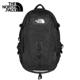 THE NORTH FACE - ノースフェイス リュック ホットショット ブラック タグ付き 実物写真
