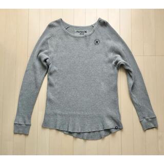 ハーレー(Hurley)のHurley ワッフル ロンTee Size  L(Tシャツ/カットソー(七分/長袖))