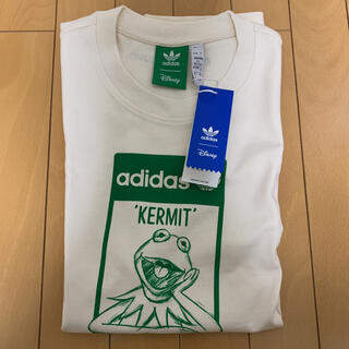 adidas - アディダス スタンスミス カーミット Disney コラボ Tシャツ XL 匿名
