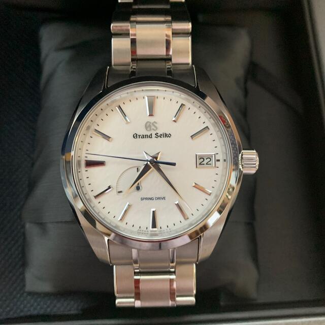 Grand Seiko(グランドセイコー)のGW限定価格!Grand Seiko  SBGA211 スプリングドライブ メンズの時計(腕時計(アナログ))の商品写真