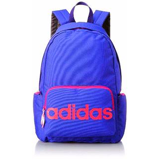 アディダス(adidas)の♡adidas リュック スクール(レディース) 41cmパープル♡(リュック/バックパック)
