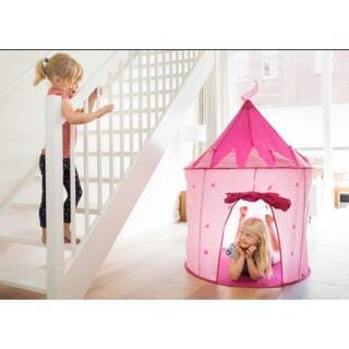 ❤再入荷❤キッズテント 子供 テントハウス ボールプール 折り畳み式 室内遊具