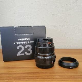 FUJIFILM XF23mm f2 R WR