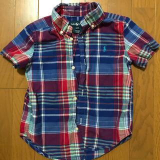 Ralph Lauren - ラルフローレン 半袖カッターシャツ 3T