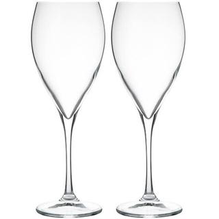 Francfranc - 新品 Francfranc ワイングラス 赤ワイン用 セレナ イタリア製 2個組