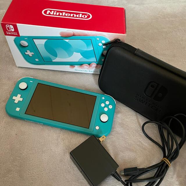 Nintendo Switch(ニンテンドースイッチ)のNintendo Switch NINTENDO SWITCH LITE エンタメ/ホビーのゲームソフト/ゲーム機本体(携帯用ゲーム機本体)の商品写真