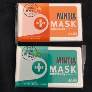アサヒ - ミンティア+MASK 2個セット マスク着用時専用