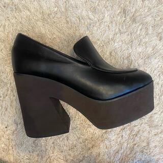 アンビー(ENVYM)のenvym 靴、ヒール(ハイヒール/パンプス)