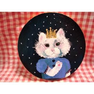 猫 ネコ 原画 絵画
