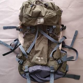カリマー(karrimor)のkarrimor ridgeSL30(登山用品)