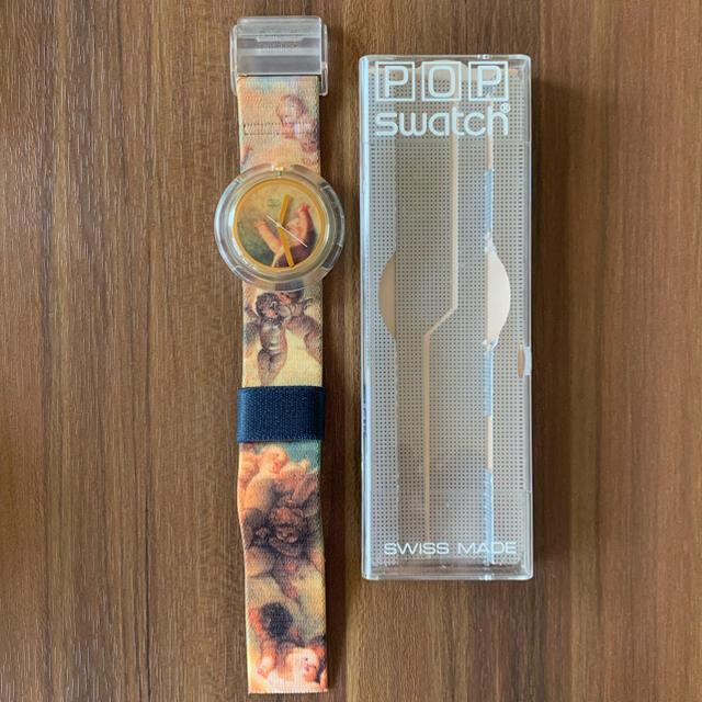 Vivienne Westwood(ヴィヴィアンウエストウッド)のスウォッチ  pop swatch ヴィヴィアンウェストウッド プッティ レディースのファッション小物(腕時計)の商品写真