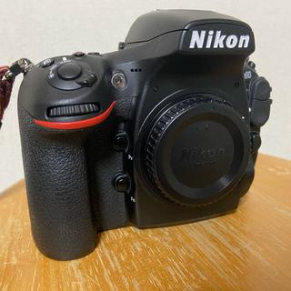 Nikon - d810 極美品 おまけつき