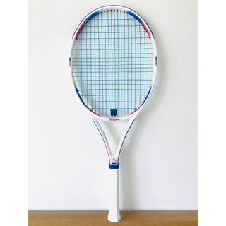 ウィルソン(wilson)の美品/ウィルソン『プロスタッフ クラシックビーム ホワイトグラフ』テニスラケット(ラケット)