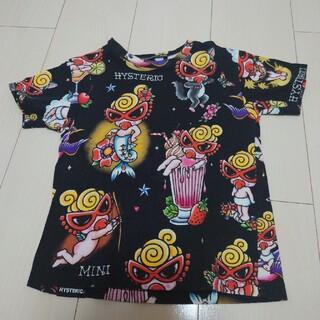 HYSTERIC MINI - ヒスミニ タトゥー Tシャツ 100