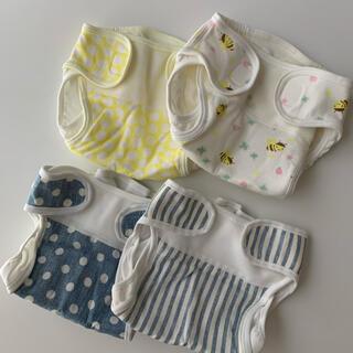ニシキベビー(Nishiki Baby)の布おむつカバー(ベビーおむつカバー)