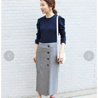 IENA - IENA ナナコデザインタイトスカート◆イエナ 38