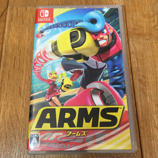 Nintendo Switch - ARMS Switch アームズ ソフト