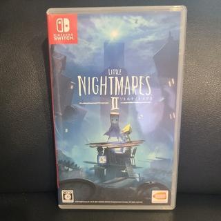 Nintendo Switch - LITTLE NIGHTMARES2 リトルナイトメア2 Switch