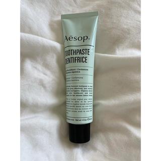 イソップ(Aesop)の新品未使用 イソップ トゥースペースト 歯磨き粉 60ml(歯磨き粉)