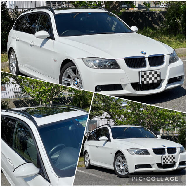 BMW(ビーエムダブリュー)の⭐️ 新着‼️BMW E320ツーリング Mスポーツ⭐️ 自動車/バイクの自動車(車体)の商品写真