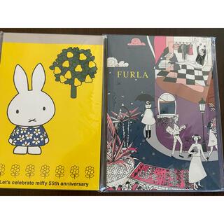 フルラ(Furla)の【新品】メモ帳 FURLA ミッフィー (ノート/メモ帳/ふせん)