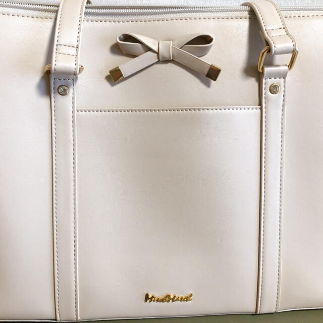 MISCH MASCH(ミッシュマッシュ)のリボン🎀トートバッグ レディースのバッグ(トートバッグ)の商品写真
