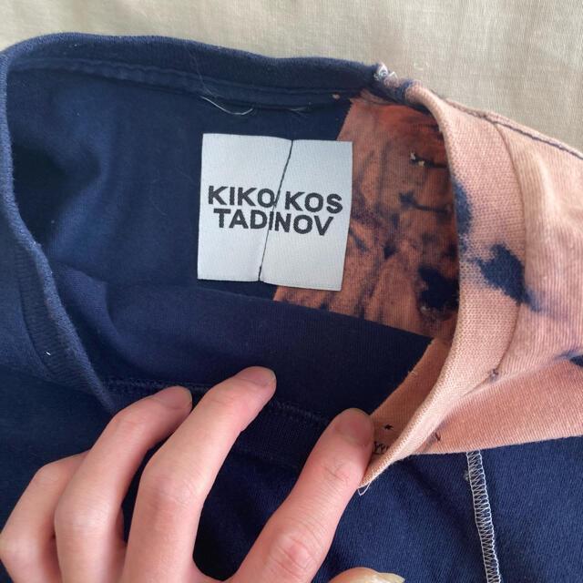 STUSSY(ステューシー)のDSM x stusy x kiko kostadinov 再構築 Tシャツ メンズのトップス(Tシャツ/カットソー(半袖/袖なし))の商品写真