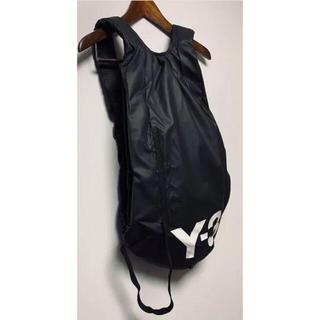 Y-3 - ◎Y−3ワイスリーDY 0517 BACK PACK BLACK