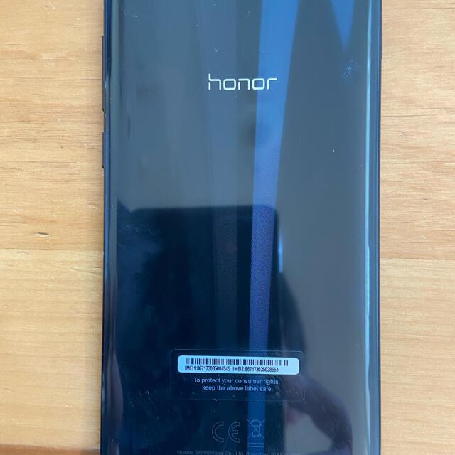 HUAWEI(ファーウェイ)のhonor9 スマホ/家電/カメラのスマートフォン/携帯電話(スマートフォン本体)の商品写真