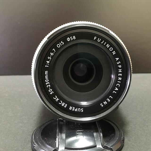 富士フイルム(フジフイルム)の富士フイルム XC50-230mmF4.5-6.7OIS スマホ/家電/カメラのカメラ(レンズ(ズーム))の商品写真