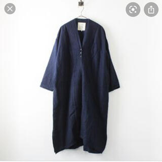 ゼロハチマブ  08MAB リネン 羽織り コート