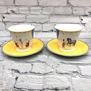 Hermes - エルメス HERMES カップ&ソーサー 食器 コーヒーカップ 皿