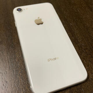 Apple - ♦︎SIMフリー♦︎ iPhone8 64GB シルバー