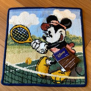 ディズニー(Disney)のシェニール織 ミニータオルハンカチ(ハンカチ)