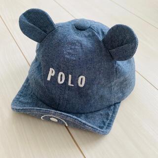 POLO Baby ポロベビー 帽子 キャップ