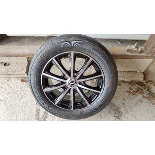 グッドイヤー(Goodyear)の205/60R/16 92H新品ホイール、タイヤ、ステップワゴンなどに、(タイヤ・ホイールセット)