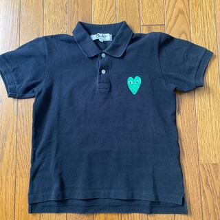 コムデギャルソン(COMME des GARCONS)のコムデギャルソン PLAY ポロシャツ(ポロシャツ)
